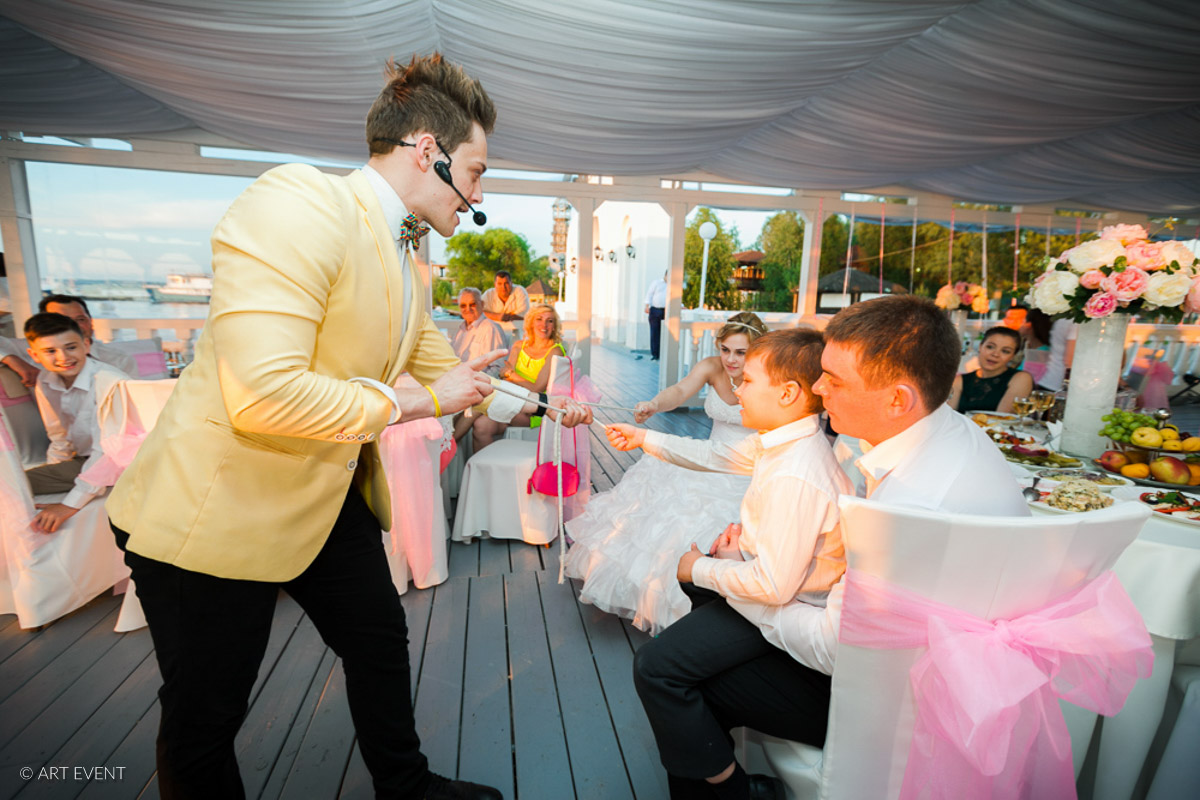Артисты на свадьбе сценарий