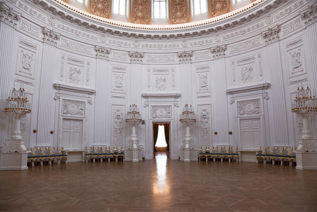 Свадьбы в петровском путевом дворце