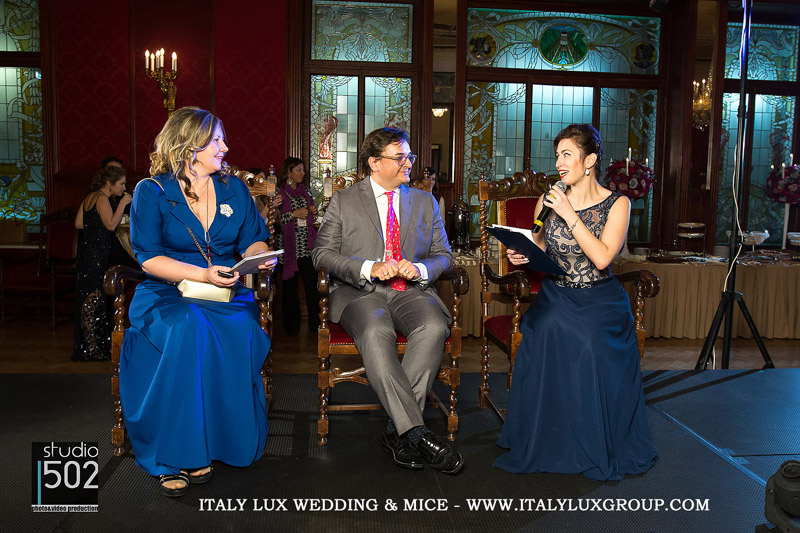 ART EVENT на ITALY LUX WEDDING & MICE 2016