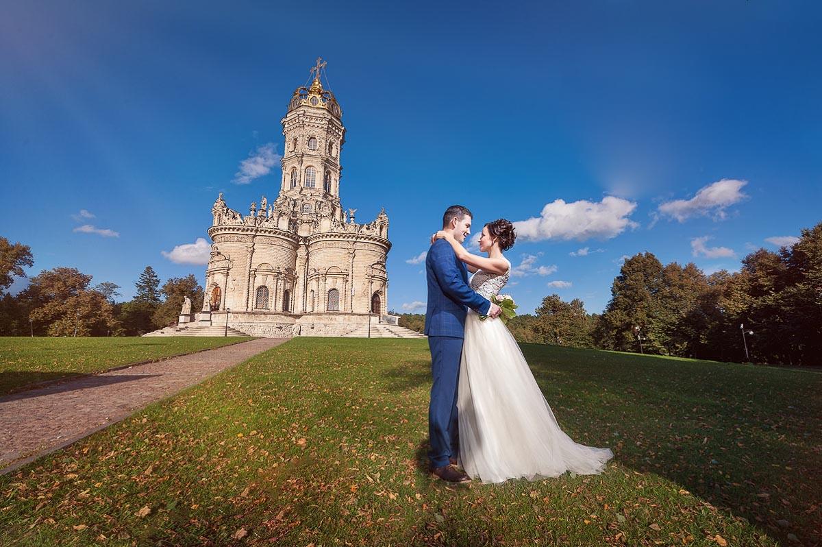 где фотографироваться на свадьбу в подольске них есть химические
