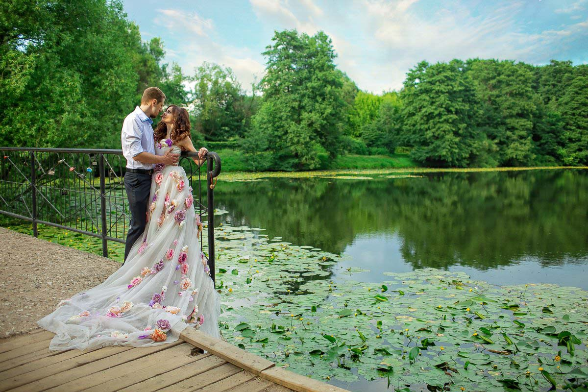 этом свадебная фотосессия в кузьминках откровенные снимки