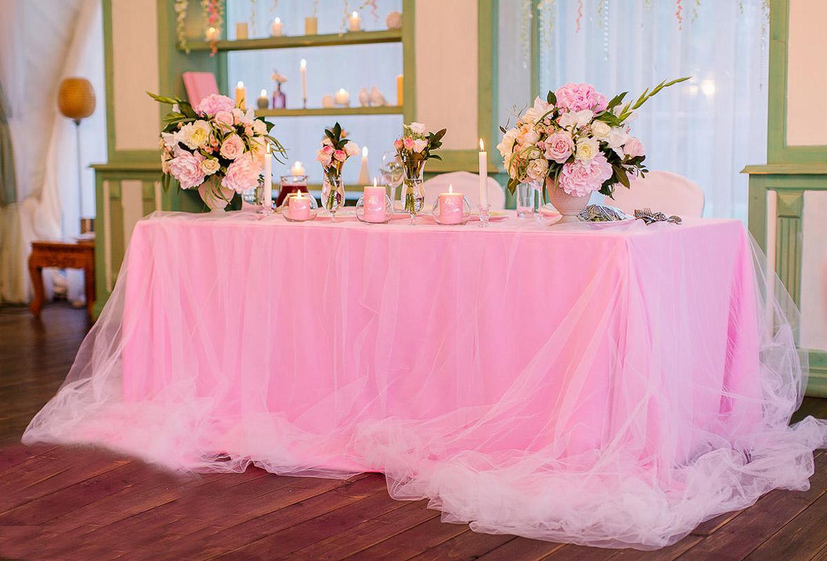 свадьба в цвете розовом фото
