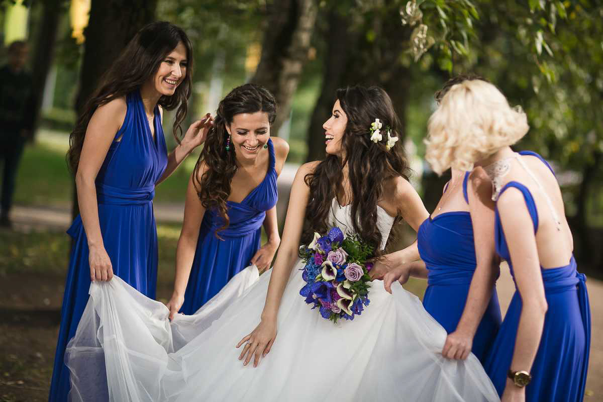 свадьба в двух цветах фото почему